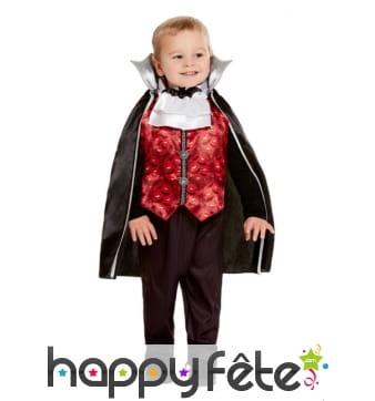 Déguisement de petit vampire