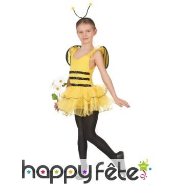 Déguisement de petite abeille pour enfant