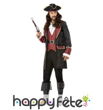 Déguisement de Pirate Swashbuckler pour homme