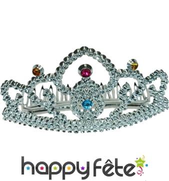 Diadème de princesse pour enfant