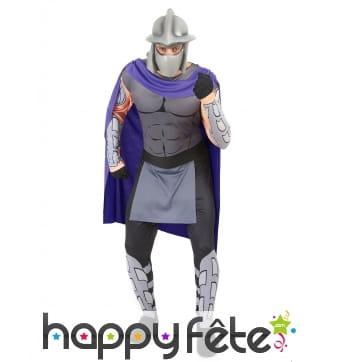 Déguisement de Shredder pour homme, Tortues Ninja