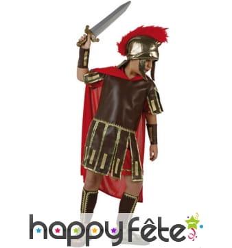 Déguisement de soldat romain pour enfant