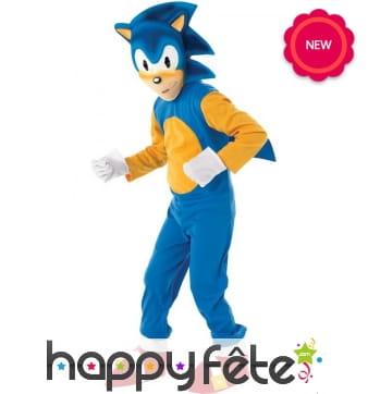 Déguisement de Sonic pour enfant