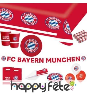 Décoration de table FC Bayern Munich