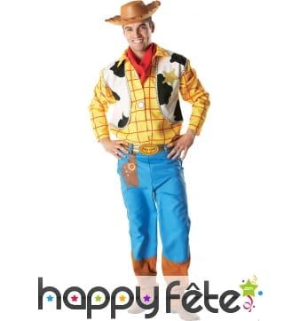 Déguisement de Woody pour adulte, Toy story