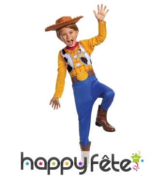 Déguisement de Woody pour petit garçon