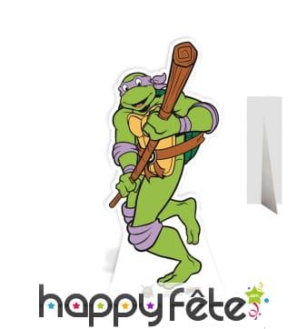 Donatello en carton plat, taille réelle
