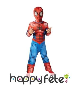 Déguisement enfant de ultimate spiderman
