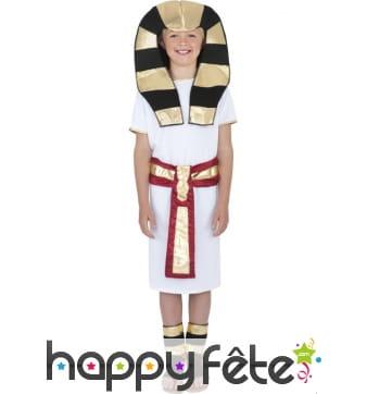 Déguisement égyptien enfant
