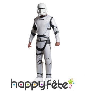 Déguisement flame trooper adulte, luxe