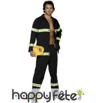 Déguisement homme pompier