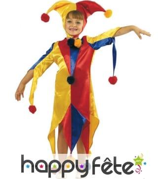 Déguisement jongleuse fille