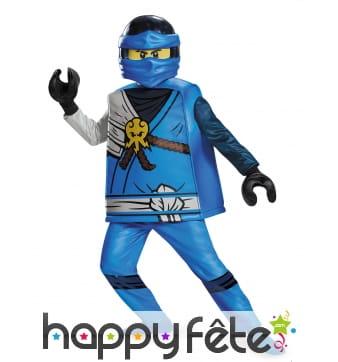Déguisement Jay Ninjago pour enfant, LEGO