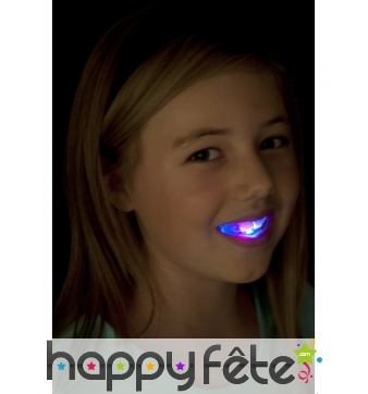Dentier lumineux led
