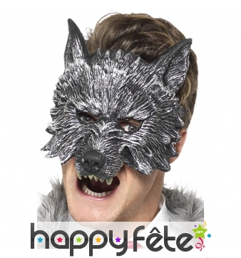 Demi masque de Big Bad Wolf