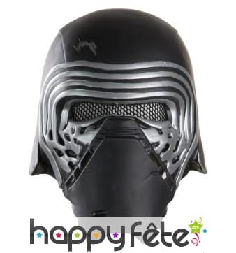 Demi masque de Kylo Ren