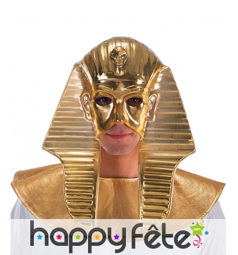 Demi masque de pharaon