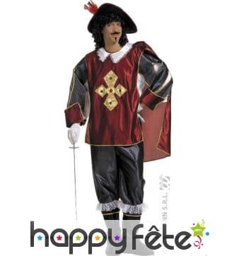 Costume de Mousquetaire