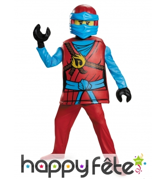 Déguisement Nya Ninjago pour enfant, LEGO