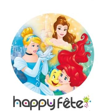 Disque Princesses Disney azyme de 20cm
