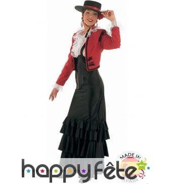 Déguisement robe traditionnelle Espagnole
