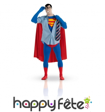Deguisement Superman seconde peau