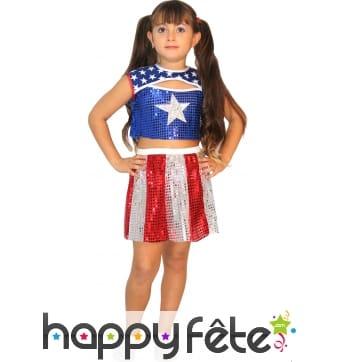 Déguisement USA pour enfant