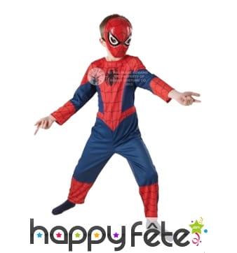 Déguisement ultimate Spiderman pour enfant