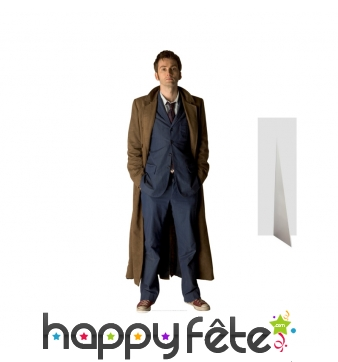 Doctor Who taille réelle en carton plat