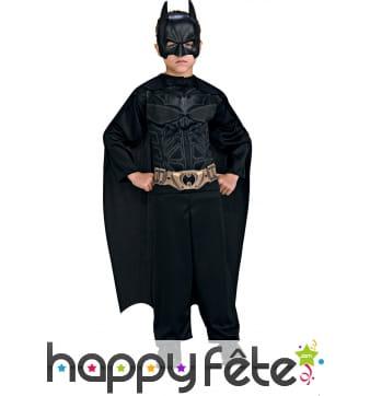 Ensemble Batman dark Knight pour enfant, officiel