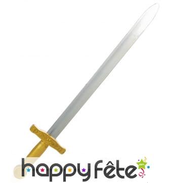 Epée de chevalier de 65 cm