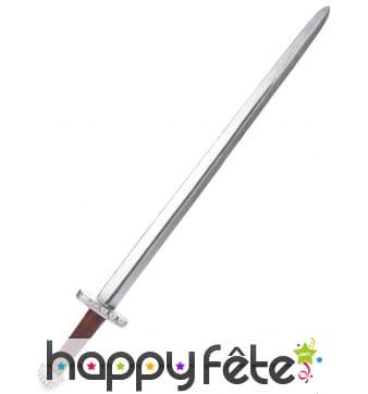Epée de chevalier en polyuréthane, 100cm