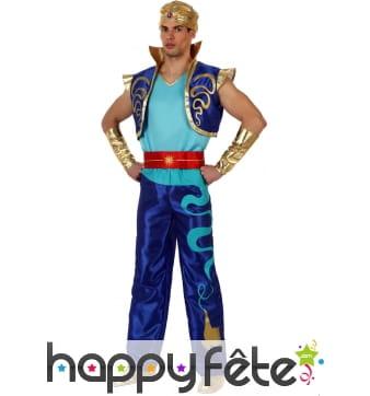 Elegant déguisement de prince des 1001 nuits