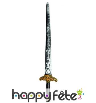 Epée droite de 88cm