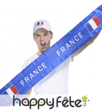 Echarpe France de supporter
