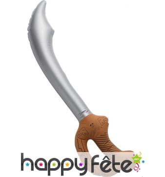 épée gonflable
