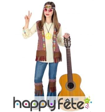 Ensemble hippie pour fille