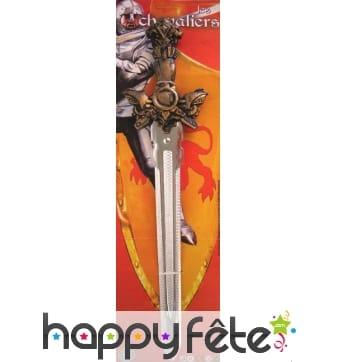 Épée moyen age bronze
