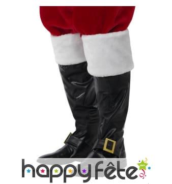 Fausses bottes de père Noël