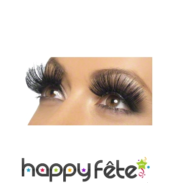 Faux-cils baby-doll