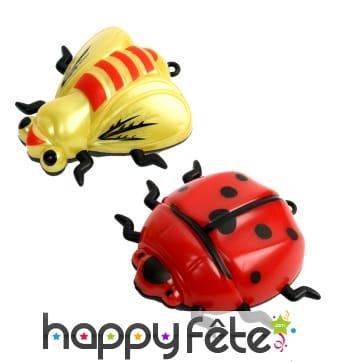 Figurine d'insecte rétro friction, 7cm
