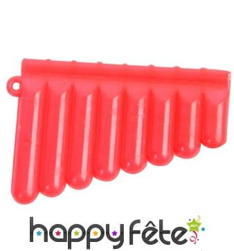 Flute de pan jouet
