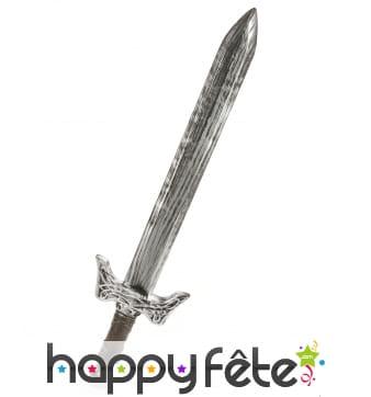 Fausse épée de chevalier, 67cm