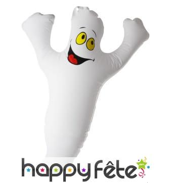 Fantôme Gonflable blanc de 48cm