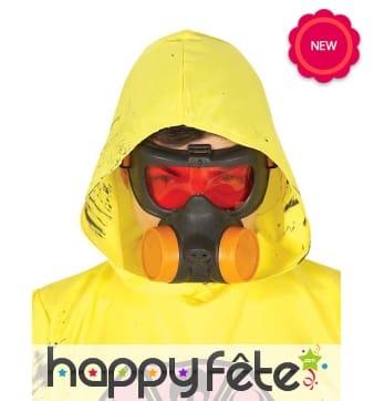 Faux masque à gaz