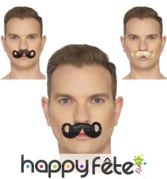 Fausse moustache impériale