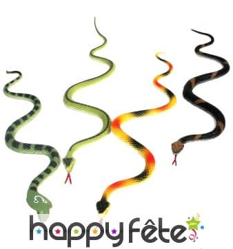 Faux serpent de 34 cm