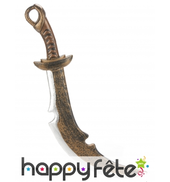 Faux sabre oriental de 75cm
