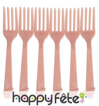 Fourchettes Zizi