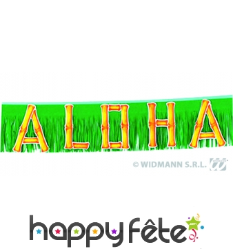 "Guirlande ""Aloha"""